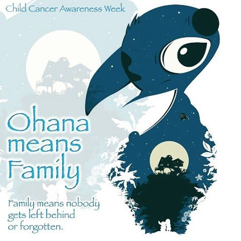 I intend to populate Instagram with children's characters for Child Cancer Awareness Week. Give me a like and I'll assign you a character!! :D #ChildCancerAwarenessWeek #Disney #Stitch #Children #Cancer #Awareness #Cute #Ohana #Family #WaltDisney #gundam #thelionguard #powerrangers #sesamestreet #barney #pawpatrol #pokemon #starwars #voltron #transformers #bandai #gunpla #teentitansgo #gravityfalls #stevenuniverse #mylittlepony