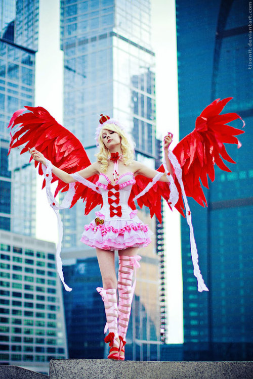 Featured in Best Cosplay Ever (This Week) - 03.18.13: Princess Ai (Princess Ai), cosplayed by YumiSama, photographed by TaisiaFlyagina