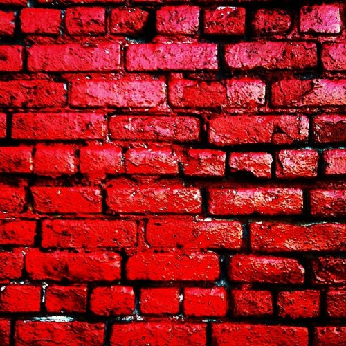 Red Wall…#alphaprjct #nyc #justanotherdayintheBX #mindofanartist #red #wall