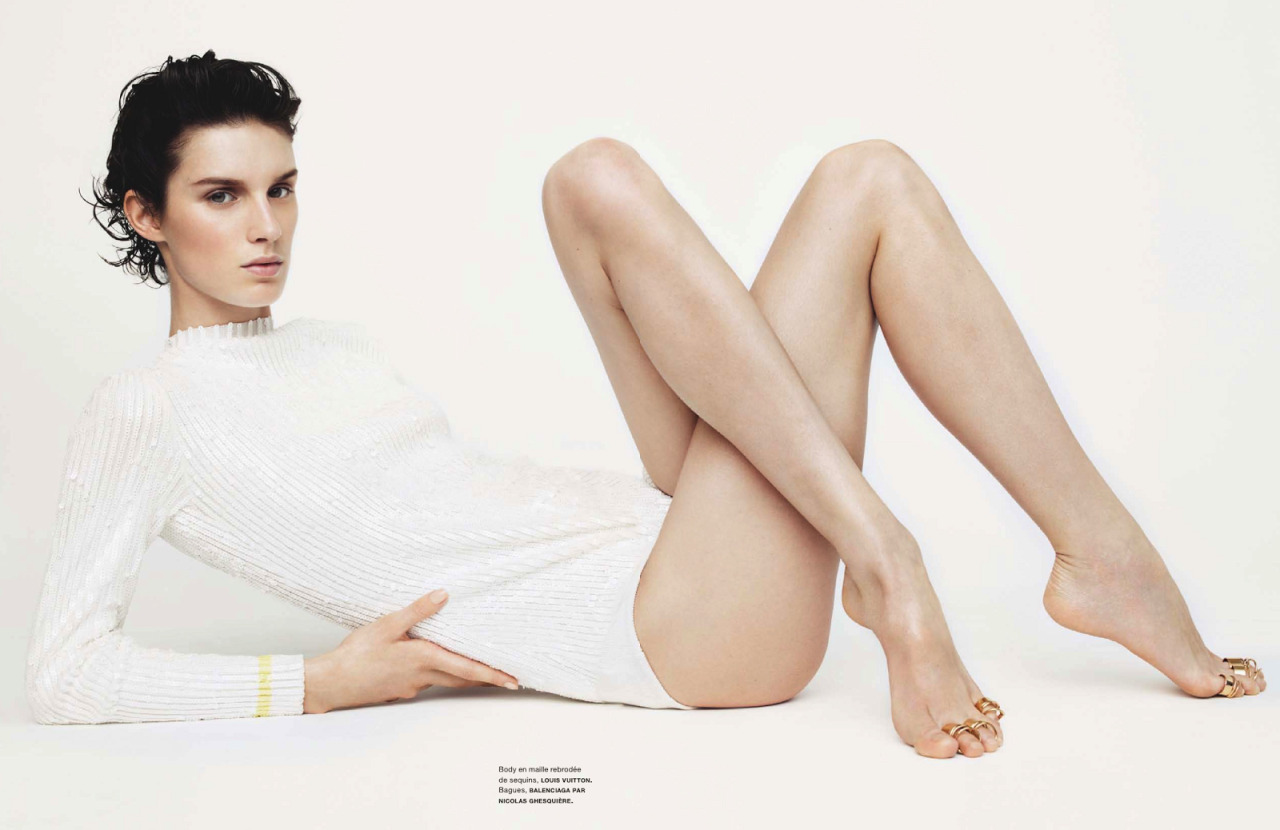 Numéro #143 May 2013 | Marte Mei Van Haaster by Jacob Sutton