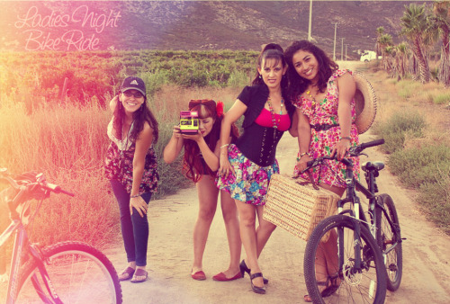 Ladies Night, Bike Ride Ensenada <3