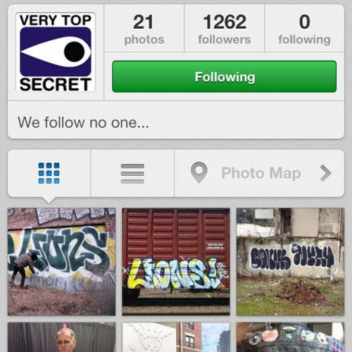 Vandal Team Supreme on instagram … Follow —-> @verytopsecret