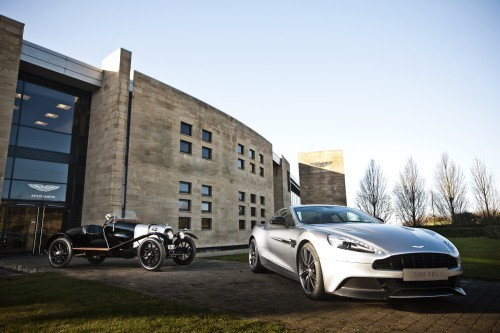 Aston Martin Celebrates its First 100 years by upcomingvehiclesx http://flic.kr/p/dBFHFi