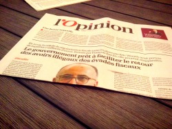 Neo-cons ? Réponse dans 8 pages #lopinion at Fast Forward – View on Path.