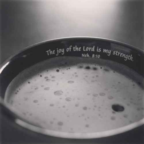 "spiritualinspiration:  For the joy of the Lord is your strength (Nehemiah 8:10) In Psalms, David said, ""I will bless the Lord at all times. His praise shall continually be in my mouth."" At all times means in the good times as well as the tough times. The Bible tells us to stay full of joy no matter what we are facing. The joy of the Lord is our source of strength and the enemy knows it. He knows that if he can get you down and discouraged, before long, you'll be weak and feeble and he will be able to easily defeat you. When you are full of joy and have a good attitude, you keep yourself strong. That positive attitude of faith paves the way for God to work miracles in your life —- it paves the way for God to turn your situation around! Decide today to have a good attitude. Keep yourself full of His joy by meditating on the goodness and promises of God. Be full of the joy of the Lord! You'll soon experience supernatural strength and discover the victorious life God has planned for you! Prayer: Dear Father, thank you for filling my life with joy. Thank you that I am blessed and cannot be cursed. Thank You that in all things You cause me to triumph. Thank you for your strength within me that comes from that joy. I bless You today and rejoice in your goodness."