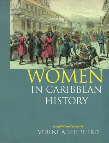 angryblackgirlsunited:  Women in Caribbean History: The British Colonised Territories by Verene Shepherd   This work provides an introduction for students, teachers and the general reader, giving accessible information on the history of Caribbean women. As well as focusing on enslaved Black women, it provides a background to the lives of the European, Chinese and Indian women who lived in the English-speaking Caribbean. The text reveals insights and information on Caribbean women and their economic, social and political role in the region, and also analyzes the politicization of Caribbean women in the 20th century.