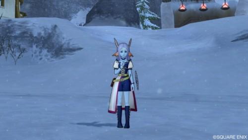 雪の僧侶姫