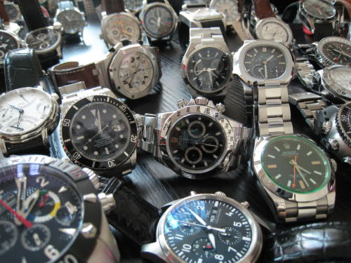 chronometerpics:  Wristwatch - General