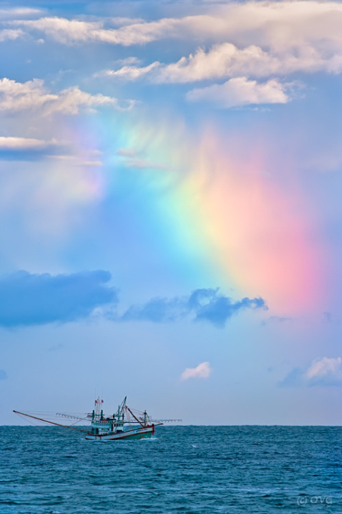 unwrittennature:  Catch the rainbow by: Olga Gladysheva