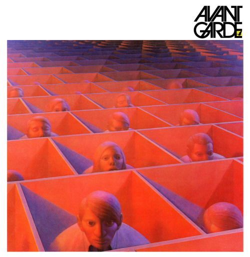 Avant Garde, Volume 4, September 1968 Landscape with Figures, 1965-66 — George Tooker