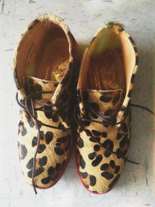 estellelemmler:  Still in love with my new McNairy chukkas. I've been wearing them almost everyday to break them in!