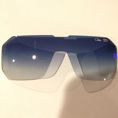 #cazal #vintage #904 #veryrare #blue lens $50 + shipping Contact TRADE@ PORTAGECHICAGO.COM