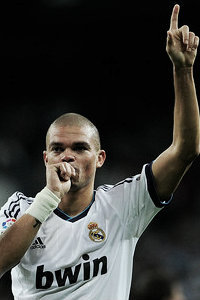 somos-madridistas:  My Real Madrid Alphabet: P   Pepe
