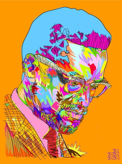 technodrome1:  MALCOLM X  BY #TECHNODROME1
