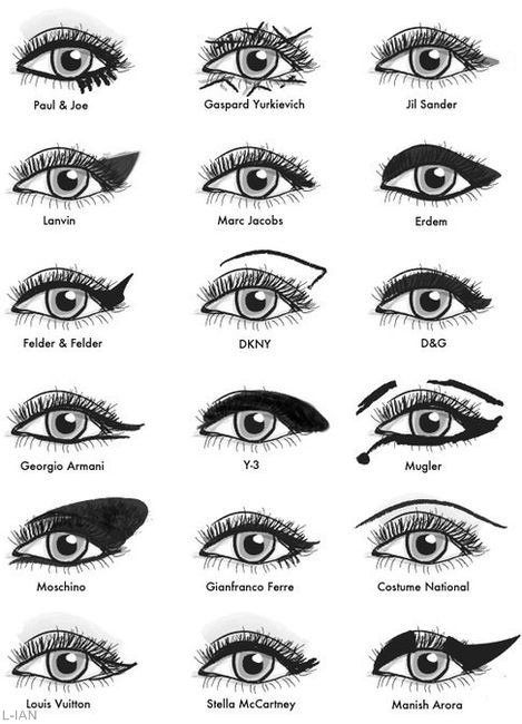 l-ian:  Eye makeup tips