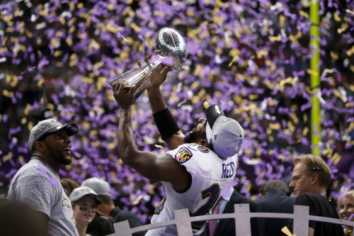 Ravens defeat 49ers in Super Bowl XLVII