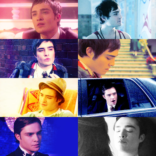 possitivetension:  Happy Birthday Chuck Bass Edition: Favourite Facial Expressions asked by: kat