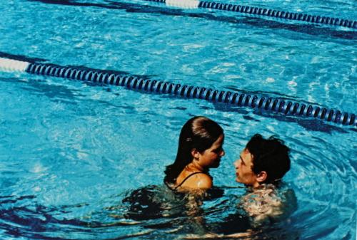 James Franco and his high school girlfriend, Jasmine.