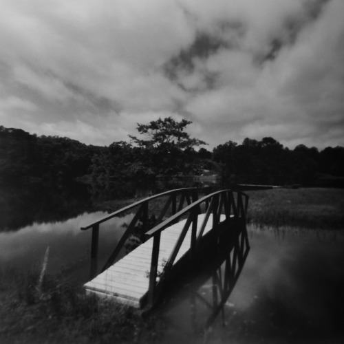 ccranford:  Pinhole Bridge on Flickr.