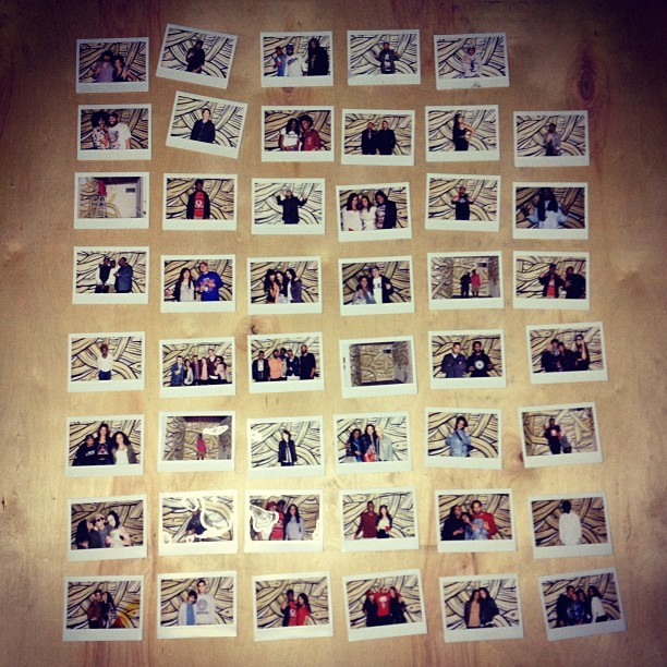 #WWShindigII Polaroids. 2.22.14