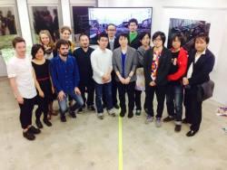 EXHIBITION -Fukushima: Images and Remains of a Future City 未来都市フクシマ展──廃墟と想像力 5/12 mon. - 5/18 sun. The Fukuichi Kanko Project Kuma Lab / Resilient Design Study unit@222 DUE U.Tokyo May 2014 - Tokyo, Japan