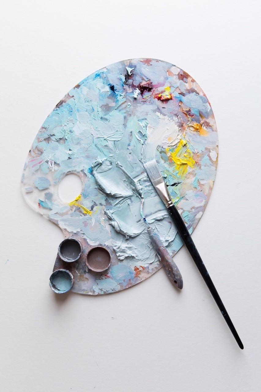 #paint#paints#pastel#pastel colors#pastel color#color#colors#blue#pastel blue#pastel yellow#yellow