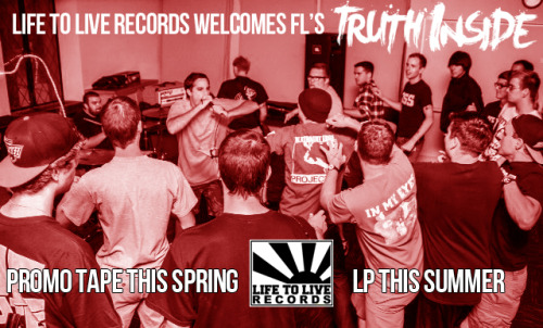 TRUTH INSIDE JOINS THE LTL CREW http://www.facebook.com/truthinside