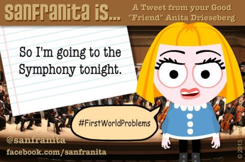 "Webcomic: ""Sanfranita is…: Symphonies"" by Anita Drieseberg"