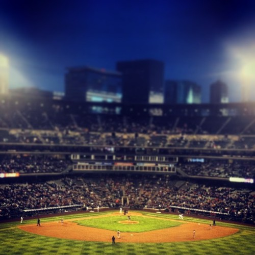 #tulo!!! #homerun #rockies (at Coors Field)