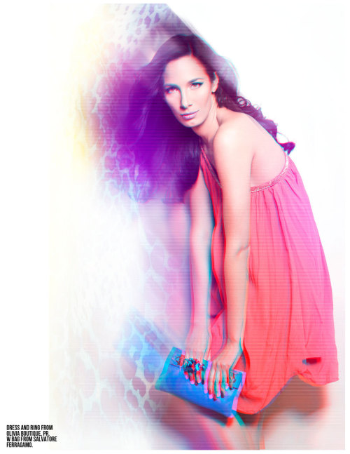 fashionising:  Color Fever by Carlos Montelara