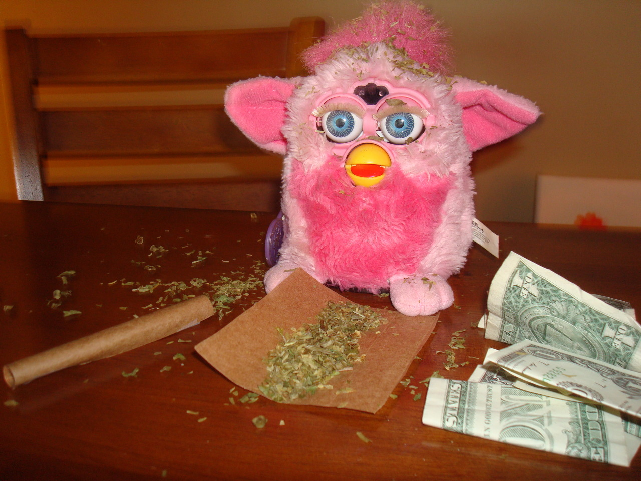 pinkfurbyadventures:  4/20 blaze it!!1