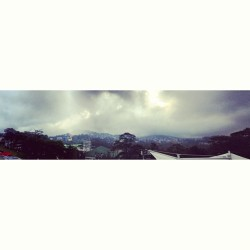 #InstaSize #panorama (at SM City Baguio)