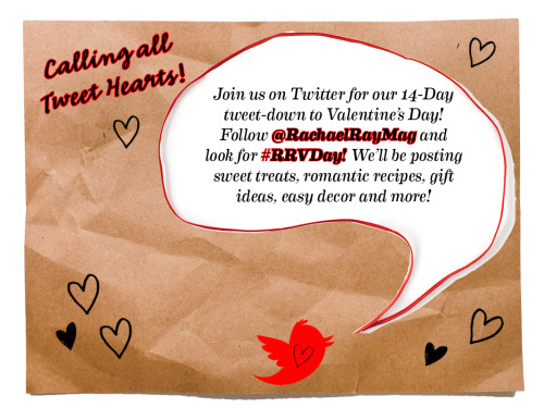 Join us for our tweet-down or check out all of our #RRVDay tweets here!