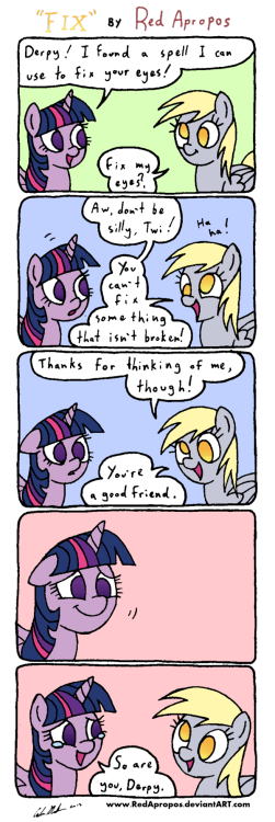 askbananapie:  Fix by ~RedApropos