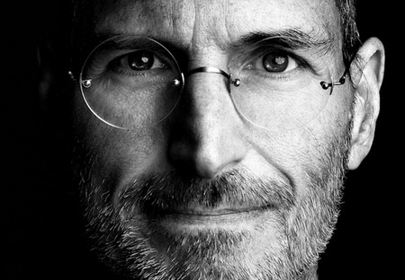 This is a picture that makes me a little sad to have to post… Steve Jobs