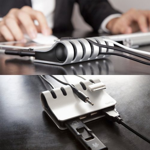 yuria:  15 Creative USB Hubs and Unusual USB Hub Designs - Part 2.