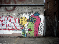 YOU GO GIRL character - Oakland, Ca on Flickr.Via Flickr: Daily Graffiti Photos and Street Art Publishing… www.EndlessCanvas.com Follow us… Facebook, Tumblr, YouTube, Twitter