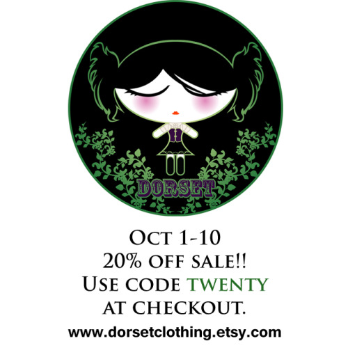 kawaiimon:  My 20% off sale is on now!