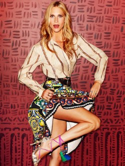 fashion-and-seek:   Poppy Delevingne for Elle Spain April 2013