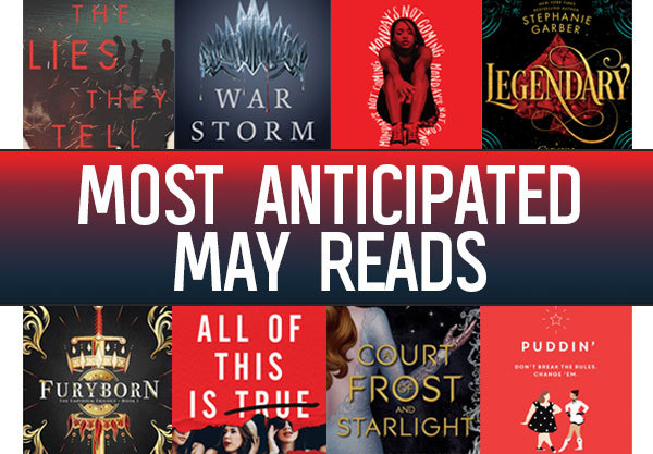 The 17 Most Anticipated YA Books Coming In May