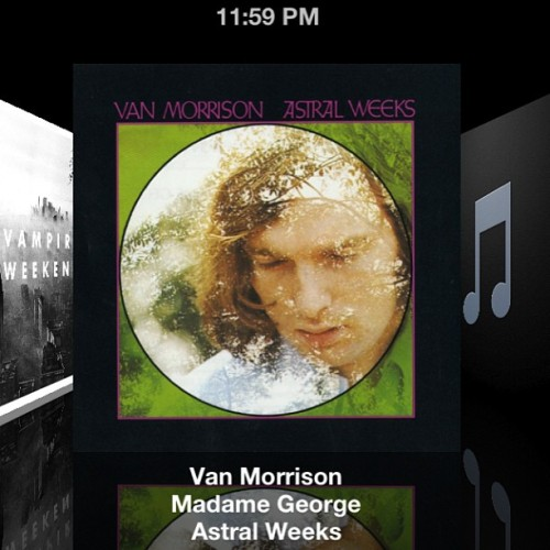 Astral Weeks is one of the greatest albums ever. I honestly think Van Morrison made better music than The Beatles did in the 60s #vanmorrison #astralweeks #thebeatles #goodmusic