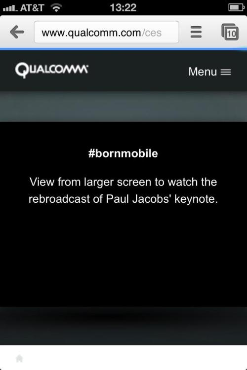 wtf-mobile-web:  #bornmobile #mobileirony via @mc & @japborst
