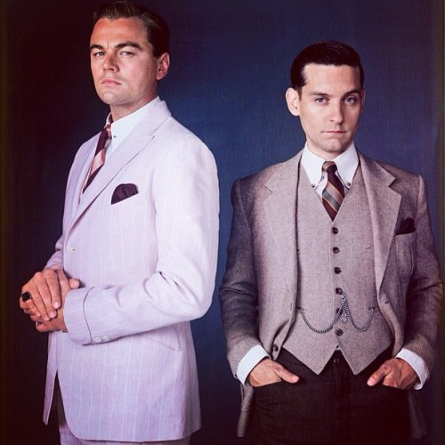 #tobeymaguire #leonardodicaprio #thegreatgatsby #film #man #photo #people #handsome #awesome #actor #world #like #best #beautiful #nice