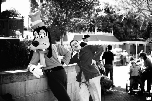 chrisalcoran:  The Walt Disney project.