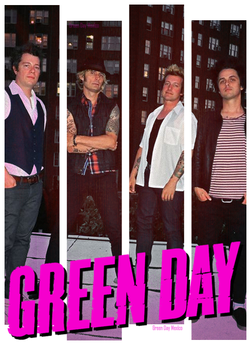 greendaymexico:  Green Day