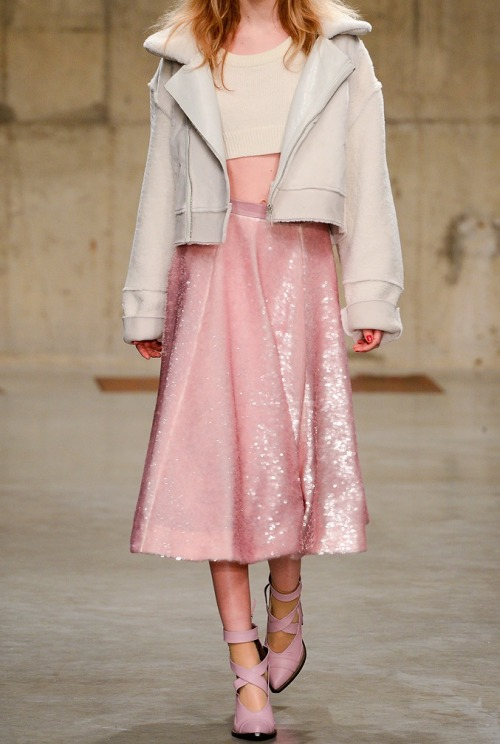 Topshop Unique Fall '13 RTW