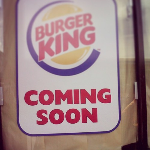 2nd location #burgerking #thursday #barbados #caribbean #westindies #bridgetown #world #fastfoods