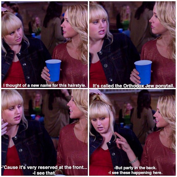 lindsaay:  AHAHAHA #pitchperfect #pitch #perfect #bestmovieever #bardenbellas #thebellas #treblemakers #fatamy #aubrey #love #happy #follow #follows #follower #followers #followme #instagramers #igdaily #photooftheday #igdaily #dailyig #instagood #instafamous #instalike #instagramhub #instagood #iphonesia #instamood #webstagram #picstitch