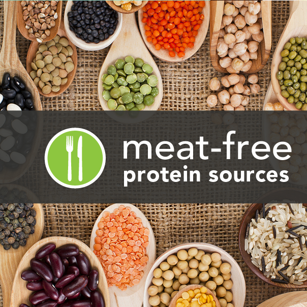 californialavash:  7 Proteins for Meatless Mondays (And How to Use Them) — source