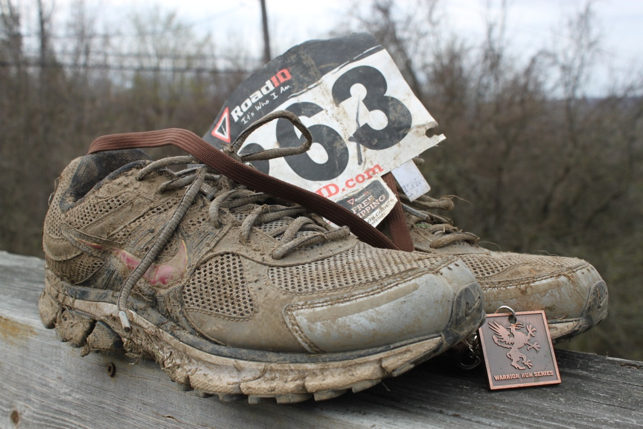 primalrunner:  Sometimes you have to go through hell to get your medal.
